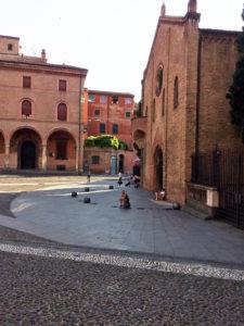 Hardlopen in Bologna