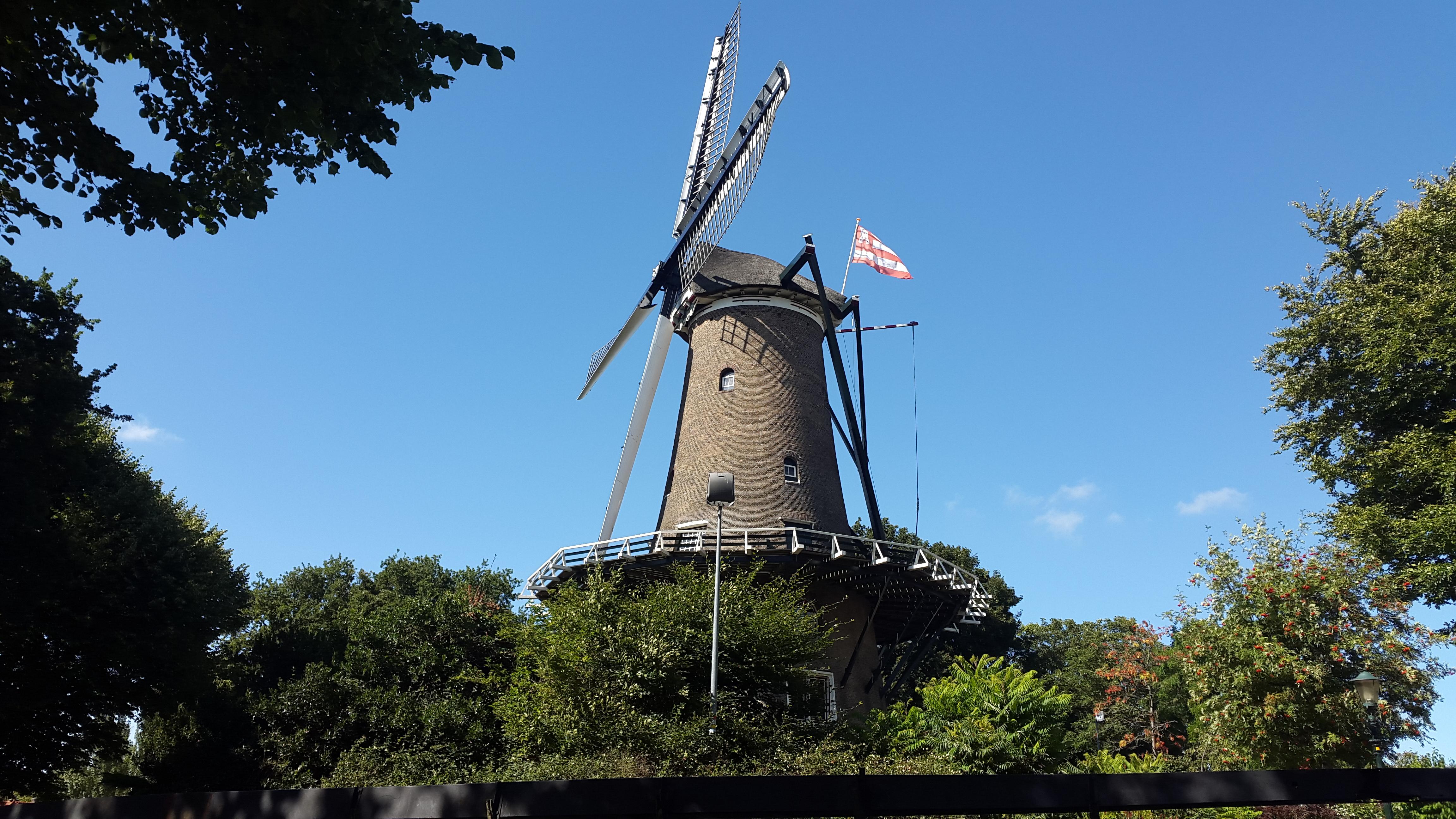 Alkmaar, de molen van Piet