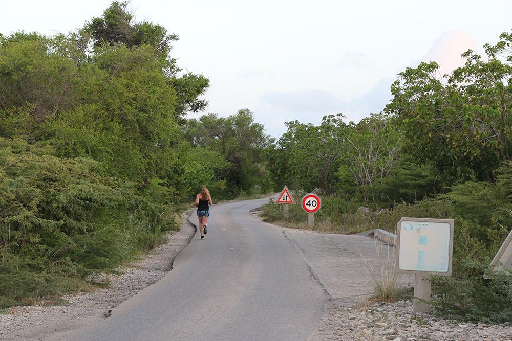 Hardlopen Bonaire 4